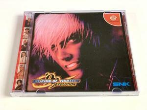 セガドリームキャスト ザ・キング・オブ・ファイターズ '99 進化 / the king of fighters 99 evolution sega Dreamcast Jp