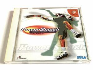 ドリームキャスト パワースマッシュ ケース / power smash sega Dreamcast jp