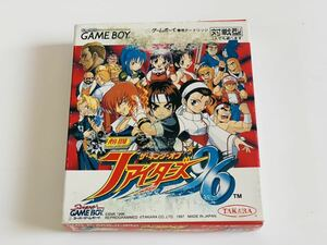 GBソフト 熱闘 ザ・キング・オブ・ファイターズ'96 / the king of fighters 96 game boy jp