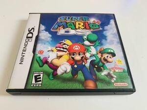 スーパーマリオ64DS 米国 / super Mario 64 DS USA version