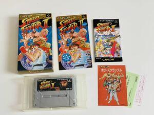 SFC ストリートファイター2 スーパーファミコン/ street fighter 2 super famicom