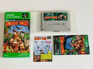 スーパードンキーコングSFC スーパーファミコン / donkey Kong country super famicom Jp