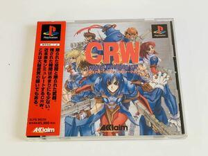 CRW/カウンターレボリューション・ウォー ps / crw counter revolution war ps psone