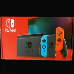 Nintendo Switch ニンテンドースイッチ 本体 任天堂 ネオンカラー