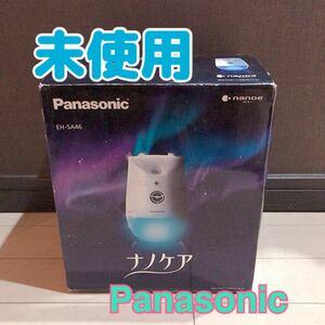 未使用 パナソニック スチーマーナノケア EH−SA46