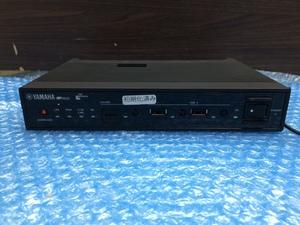 【初期化済み】YAMAHA ブロードバンドVoIPルーター NVR500 acアダプター付き