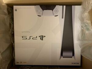【PS5】 SONY Playstation 5 本体 プレイステーション5本体 CFI-1100A01 ディスクドライブ搭載モデル 新品未使用 日本製 made in Japan