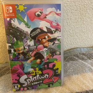 スプラトゥーン2 ニンテンドースイッチ Nintendo Switch スプラトゥーン2中古 任天堂 Splatoon2