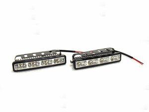 送料無料 (沖縄・離島除く) 2個セット! 薄型LEDバックランプ (4LED) エクスプローラー エコノライン マスタング