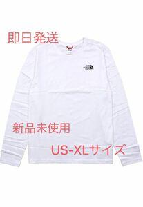新品!即発送!THE NORTH FACE ザ ノースフェイス 長袖Tシャツ