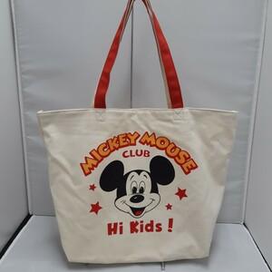 UNIQLO ユニクロ ディズニー コラボ トートバッグ 大容量バッグ ハンドバッグ エコバッグ 布バッグ