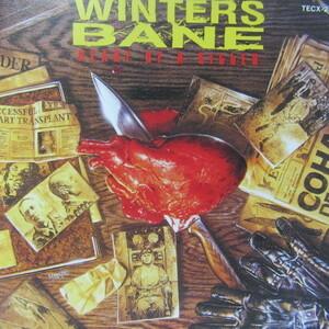 ウインターズ・ベイン「ハート・オブ・ア・キラー」【中古CD】 国内盤 WINTERS BANE / HEART OF A KILLER KK'sプリースト