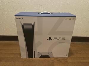 【新品・未開封】PS5 本体 PlayStation5 CFI-1000A01 ディスクドライブ搭載モデル