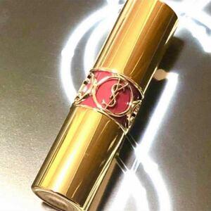 新品☆イヴ・サンローラン口紅☆YSL☆ルージュ ヴォリュプテ シャイン48