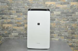 ♪♪g027-2 SHARP シャープ 衣類乾燥除湿機 CV-L120 2020年製 100V 除湿器 11~12L 家庭用 プラズマクラスター 超美品♪♪♪