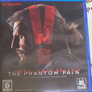 【PS4】 メタルギアソリッドV ファントムペイン [通常版] メタルギアソリッド ファントムペイン