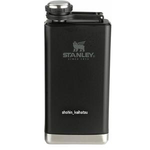 国内送料無料!スタンレー アドベンチャーフラスコ0.23Lマットブラック★Stanley Adventure Flask Matte Black 8oz