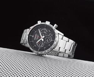 【即決】【高級セームプレゼント】新品正規最日本未発売セイコーSEIKOメンズ10気圧100m防水ダイバーズクロノグラフ腕時計ビジネス