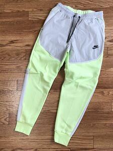 新品 未使用 NIKE ナイキ テックフリースパンツ メンズ S ジョガーパンツ スウェットパンツ テックパンツ トレーニング ランニング