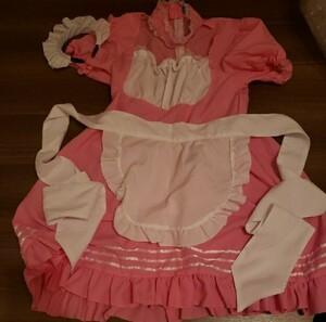 コスプレ衣装  メイド服