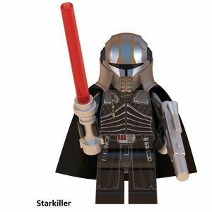 1体 スターキラー ミニフィグ LEGO 互換 ブロック ミニフィギュア レゴ 互換 a