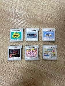 3DSソフト 任天堂 ニンテンドー3DS ソフトマリオカート トモダチコレクション 逃走中 ディズニーマジックキャッスル