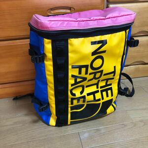 THE NORTH FACE BCヒューズボックス2 NM81630 赤 青 黄 黒