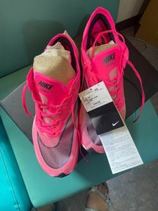 ナイキ ズームX ヴェイパーフライNEXT% ピンク adidas ニューバランス