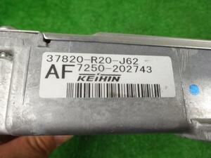 Zest  JE2  двигатель   компьютер  CPU  Keihin    37820-R20-J62 7250-202743