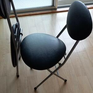 チェア 折り畳み 椅子 軽量 折りたたみ椅子 パイプ椅子 フォールデイングチェアー