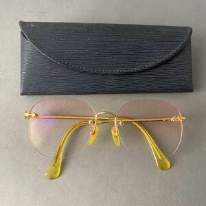K640 SEIKO Seiko LIONDOR очки очки K18SY SL-1022 53.17-135 рама золотой очки