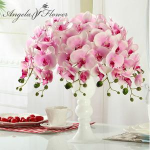 新品 アレンジメントに 花束 アートフラワー 造花10本セット AT10929 プレゼント 大輪 シルクフラワー ◆NN49