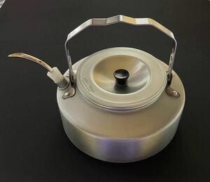 極細可能コーヒー注ぎ口 真鍮製 山ケトル700 0.7L ライテックケトル ドリップノズル