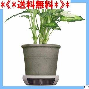 《*送料無料*》 ポットキーパー フロスティグレイ お部屋きれいにお手入れ簡単ラクに 観葉植物の清潔グッズ 鉢皿 鉢 81