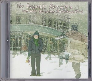 The Postal Service / We Will Become Silhouettes (輸入盤CD) Sub Pop Death Cab For Cutie Dntel ザ・ポスタル・サーヴィス