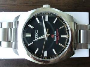 グランドセイコー Grand Seiko SBGX089 黒文字盤  クオーツ耐磁時計 500本限定品