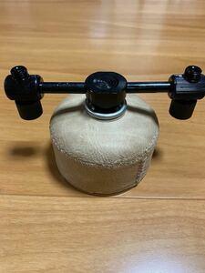 OD缶 ガス2分岐アダプター