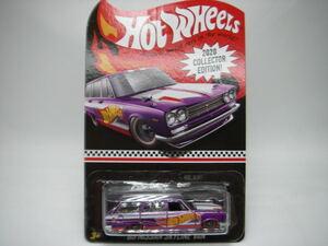 ホットウィール / 非売品 日産 スカイライン バン (紫) Hot Wheels