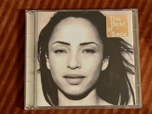 CD名盤アルバムTHE BEST OF SADE 輸入盤 シャーデー