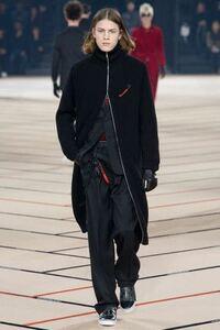 Dior homme 17AW ドライバーズニット コート ディオールオム