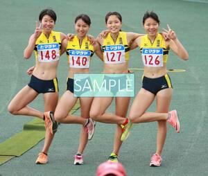 R121 生写真 レーシングブルマ 女子 陸上 L判 L版 女子アスリート 高画質 グラビア スポーツ