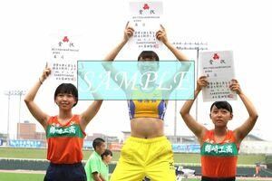 R30 生写真 レーシングブルマ 女子 陸上 L判 L版 女子アスリート 高画質 グラビア スポーツ