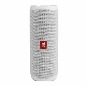 [送料無料][新品未開封]JBL FLIP5 ジェイビーエル ブルートゥース スピーカー JBLFLIP5WHT ホワイト Bluetooth対応 防水