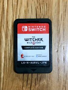 ソフトのみ ウィッチャー3 ワイルドハント コンプリート