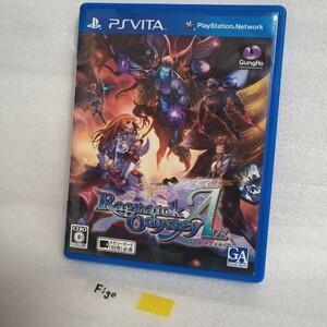ラグナロクオデッセイエース PS Vita