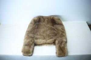 【Mink】リアルファーバッグ*パステルミンクワンハンド(ハンドメイド)トートバッグ/メイドインジャパン/毛皮のバッグ/現品のみ