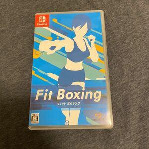 Fit Boxing フィットボクシング Nintendo Switch 任天堂スイッチ