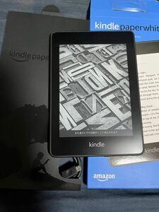 アプリ内最安値 Kindle Paperwhite 第10世代 32GB WiFi 広告なし 防水