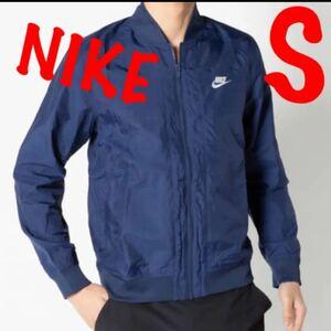 NIKE ナイキ メンズSサイズ S ジャケット ウーブン ナイロンジャケット ウィンドランナー ジップアップ ジッパー