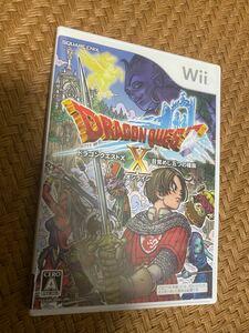 【Wii】 ドラゴンクエストX 目覚めし五つの種族 [通常版]